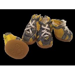 Ботиночки летние жёлтые