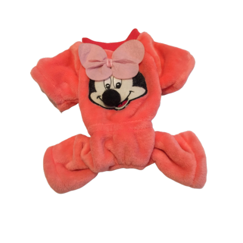 "Комбинезон розовый ""Микки"""