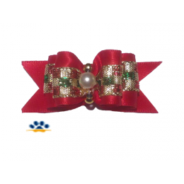 "Бантик""Flower""красный"