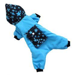 """Комбинезон """" star blue"""" голубой"""