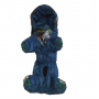 "Комбинезон 'Виктори""голубой для мальчика (Йоркширский терьер, Той терьер, Ши-тцу,Чихуахуа)"