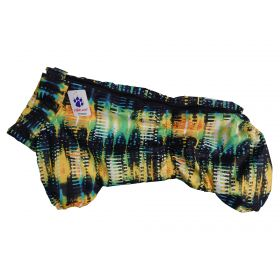 Дождевик из Мембранной ткани Вельш Корги Пемброк мальчик